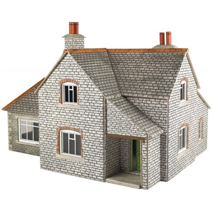 Grange House OO Gauge Card Kit