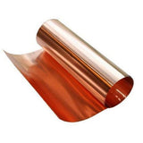 Medium Copper Roll 0.127mm x 300mm x 1m