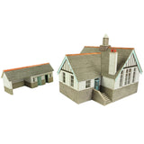 Village School OO Gauge Card Kit
