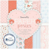 Paper Posies 6 x 6 Paper Pack