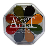 Autumn Pigment Ink Pad Colour Petal Box