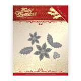 Poinsettia Cutting Die Set