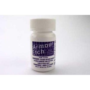 Armour Etch Glass Etching Cream 90ml-GLAETCH85-Peak Dale