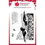 Oyster Catchers Clear Stamp Set