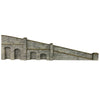 Tapered Retaining Walls Stone N Gauge Card Kit