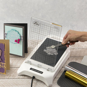 GoPress and Foil Stamp Press Cover-CO725817-Couture Creations