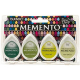 Greenhouse Memento Dew Drop Ink Pad Set