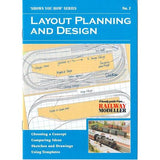 No 1 Layout Planning & Design Model Railway Booklet