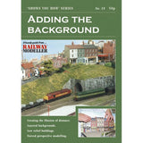 No 15 Adding the Background Model Railway Booklet