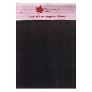 Pack of 2 A4 Magnetic Sheets-2874-Woodware