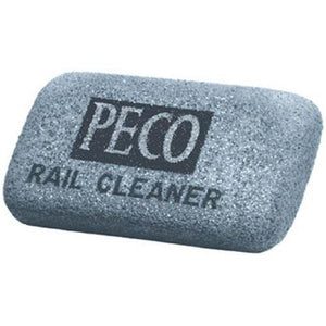 Railway & Scalextric Track Rubber Rail Cleaner-PL-41-Peco