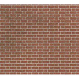Red Brick OO Gauge Card Sheets