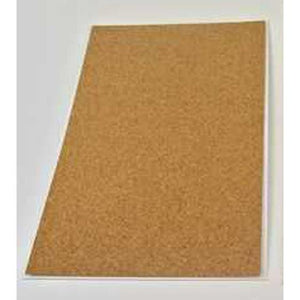 Self Adhesive Cork Sheet A4 1.5mm Thick (1 Sheet)-CORKSAA4-Peak Dale