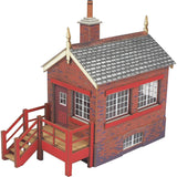 Small Signal Box OO Gauge Card Kit
