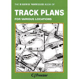 Track Plans for Various Locations