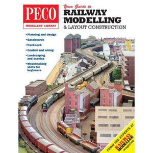Your Guide to Railway Modelling & Layout Construction-PM-200-Peco