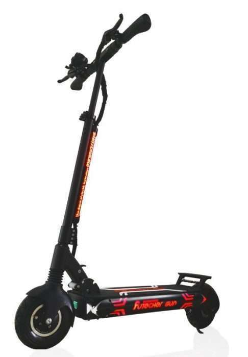 Futecher Gun Pro Electric Scooter - Dualtron UK