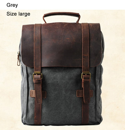 Fashion Backpack Rucksack Herren