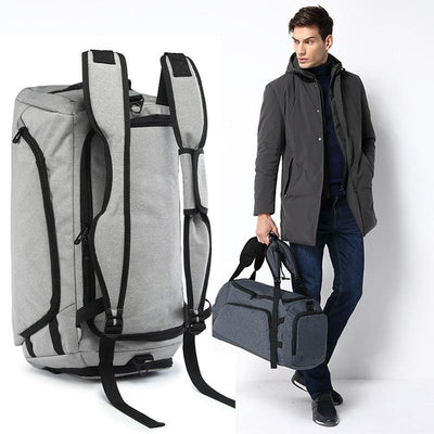 Backpack Hand Luggage Herren Reiserucksack
