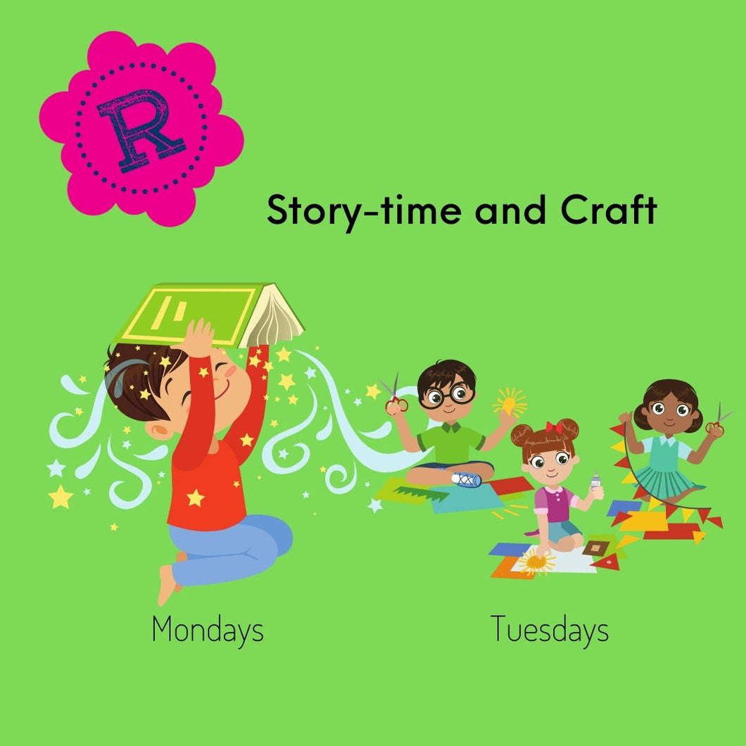 Story-time and Craft