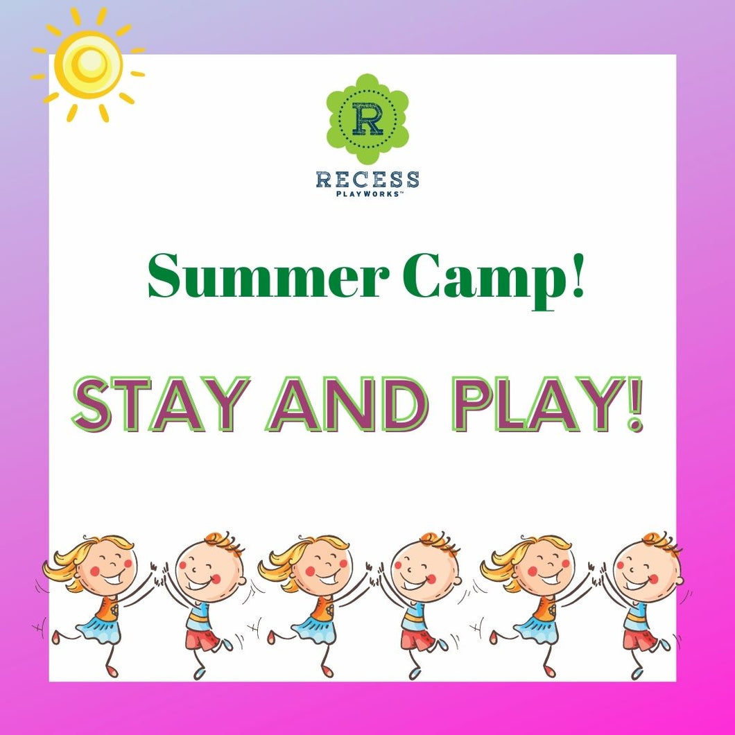 Stay And Play Camp Extension