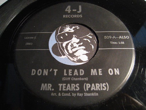Mr. Tears (Paris)