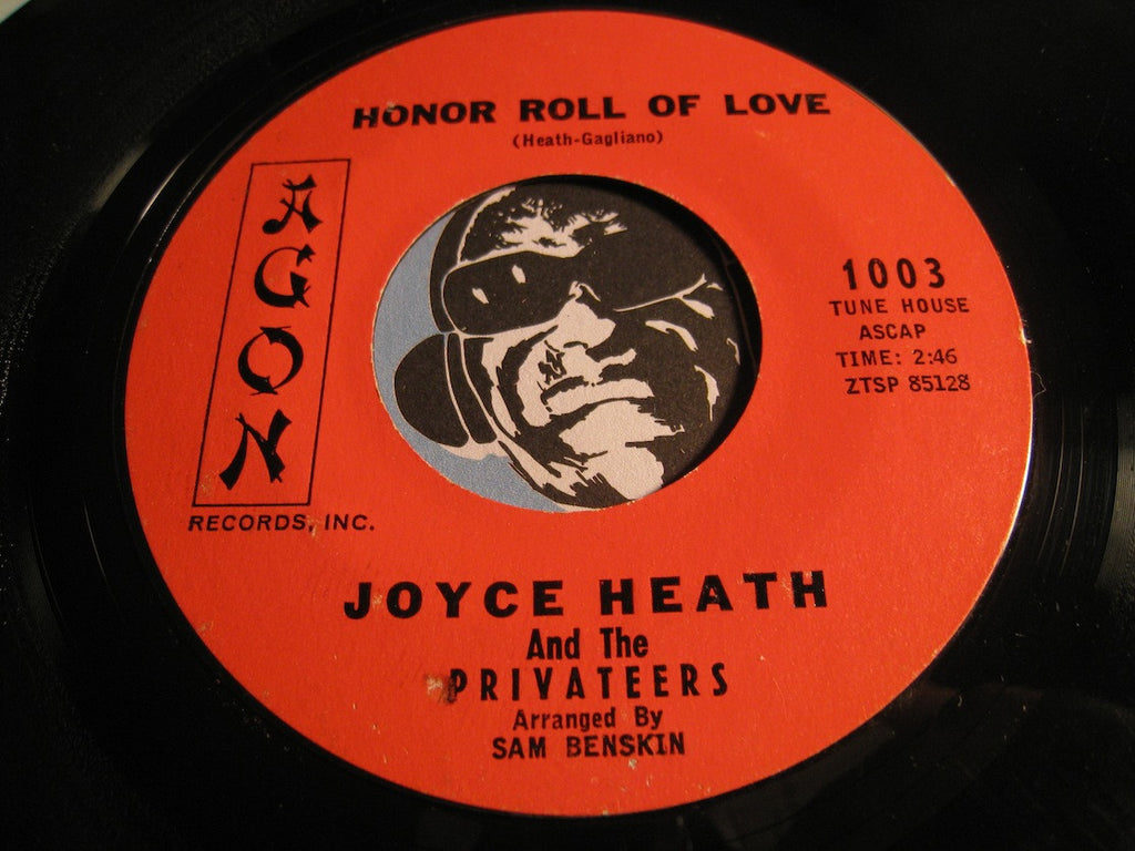Joyce Heath & Privateers