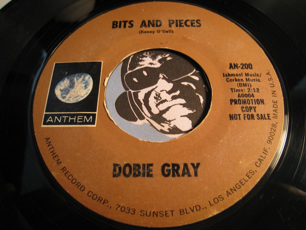 Dobie Gray - Bits And Pieces b/w Guess Who - Anthem #200 - Northern Soul