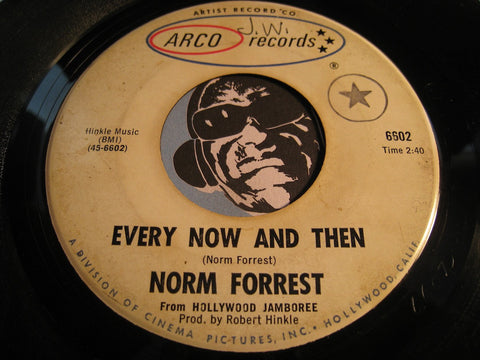 Norm Forrest - Every Now And Then b/w I'm Beginning To Lose - Arco #6601 - Country