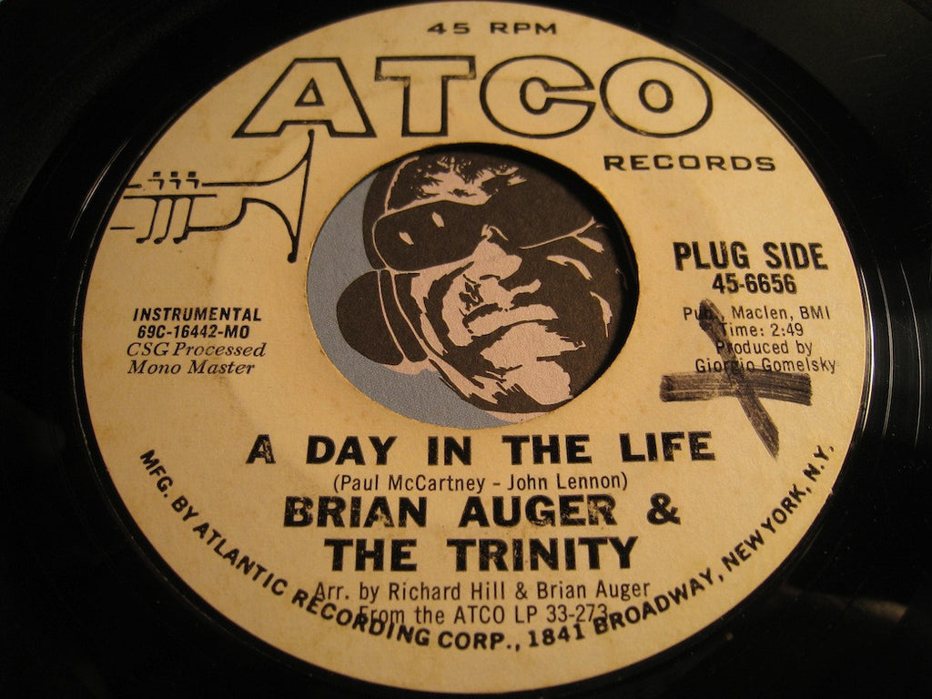Brian Auger and the Trinity
