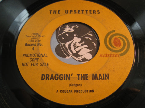 Upsetters - Draggin The Main b/w Autumn's Here - Autumn #4 - Surf