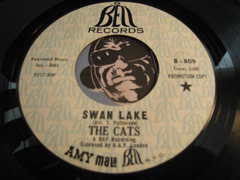 Cats - Swan Lake b/w Swing Low - Bell #809 - Reggae