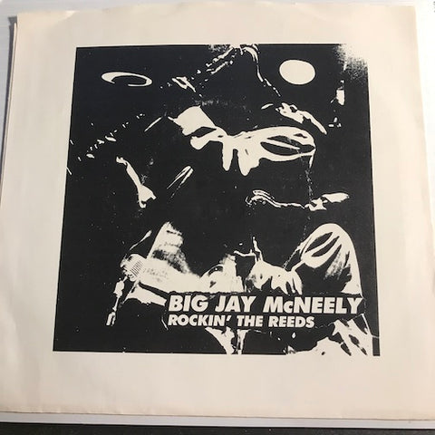 Big Jay McNeely - Rockin The Reeds b/w California - Big J #105 - R&B - R&B Rocker