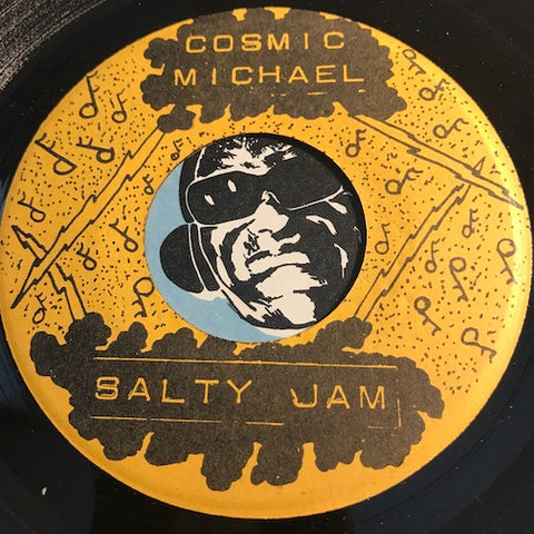 Cosmic Michael - Salty Jam b/w After A While - Bliss #01 - Psych Rock / Garage Rock