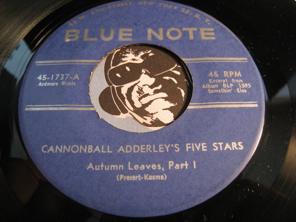 Cannonball Adderley's Five Stars