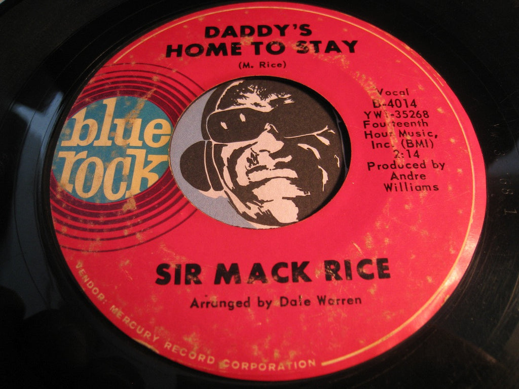 Sir Mack Rice