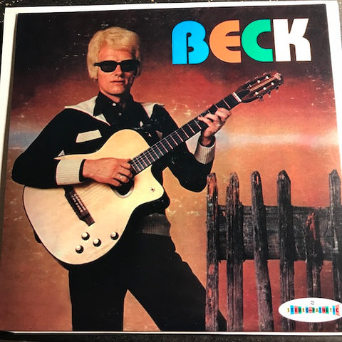 Beck - Steve Threw Up b/w Mutherfuker - Untitled - Bong Load #11 - Colored Vinyl - 80's / 90's / 2000's