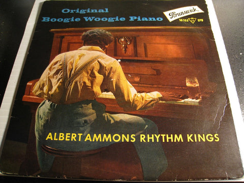 Albert Ammons Rhythm Kings