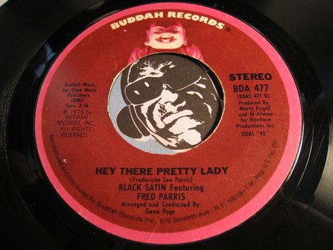 Black Satin w/ Fred Parris
