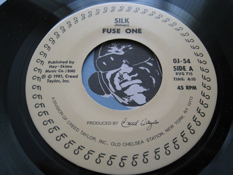 Fuse One - Ode To A Kudu b/w Silk - CTI #54 - Jazz Funk