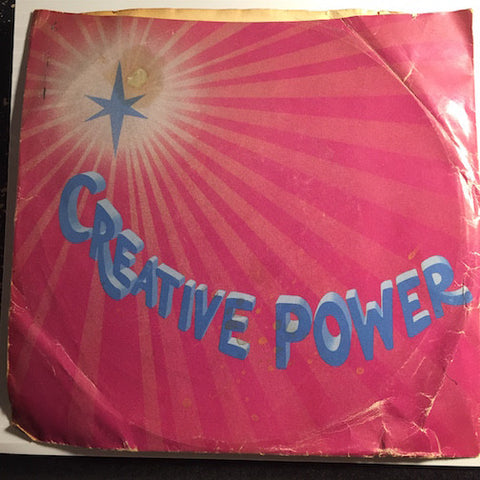 Creative Power - My World b/w Creative Power - Cabre #1043 - Modern Soul