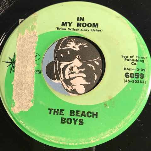 Beach Boys - In My Room b/w Be True To Your School - Capitol ##6059