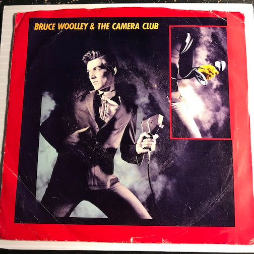 Bruce Woolley & Camera Club - EP - Video Killed The Radio Star - Clean/Clean b/w Trouble Is - Only Babies Can Fly - Columbia #1-11264 - Punk - 80's / 90's / 2000's