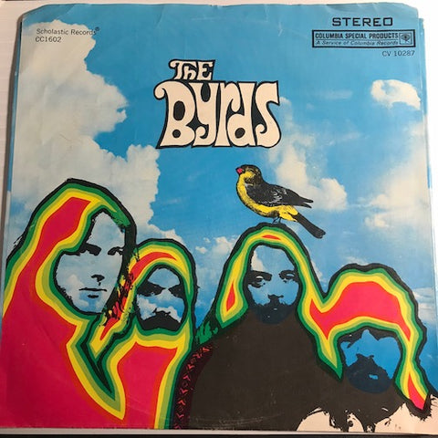 Byrds - EP - Lover Of The Bayou - So You Want To Be A Rock And Roll Star b/w Goin Back - Chimes Of Freedom - Columbia #10287 - Rock n Roll