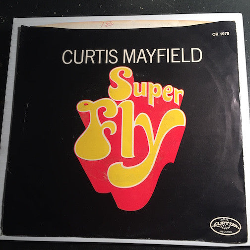 Curtis Mayfield - Superfly b/w Love To Keep You In My Mind - Curtom #1978 - Funk