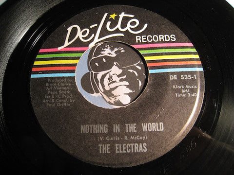 Electras - Another Man's Woman b/w Nothing In The World - De-Lite #535 - Modern Soul