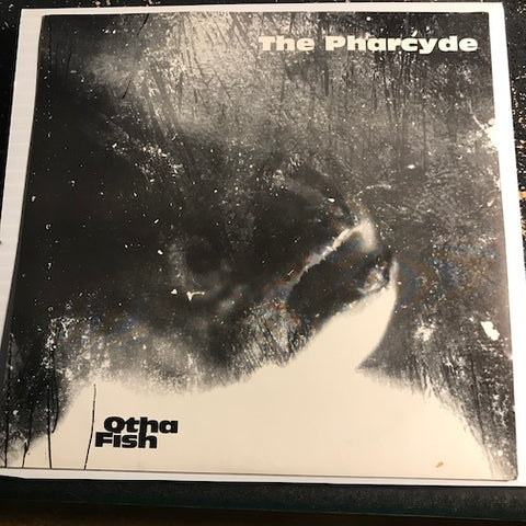 Pharcyde - Otha Fish b/w Pharcyde Live At Dodger Stadium - Delicious Vinyl #PC 1 - Rap - Colored vinyl