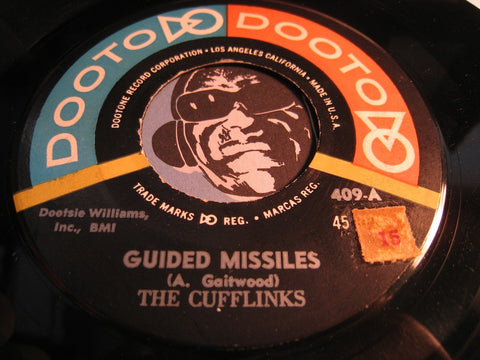 Cufflinks - Guided Missles b/w My Heart - Dooto #409 - Doowop