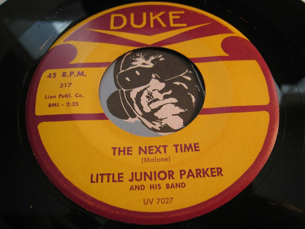 Little Junior Parker - The Next Time b/w You're On My Mind - Duke #317 - R&B