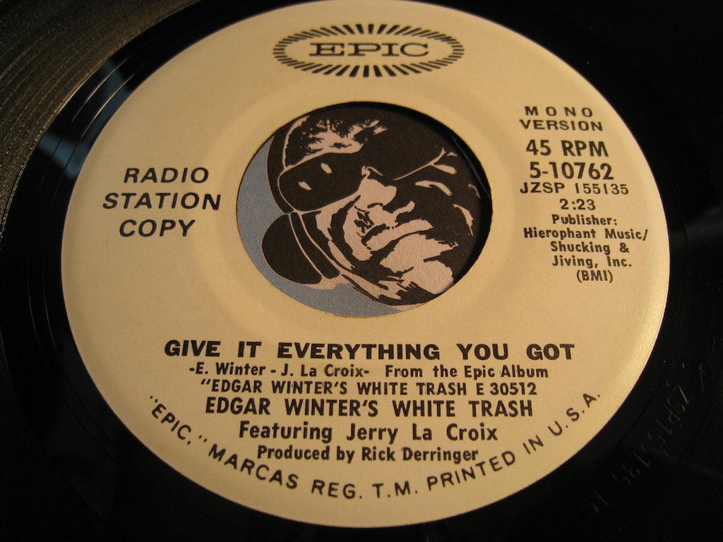 Edgar Winter's White Trash / Jerry La Croix